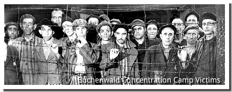 Buchenwald Concentration Camp Victims
