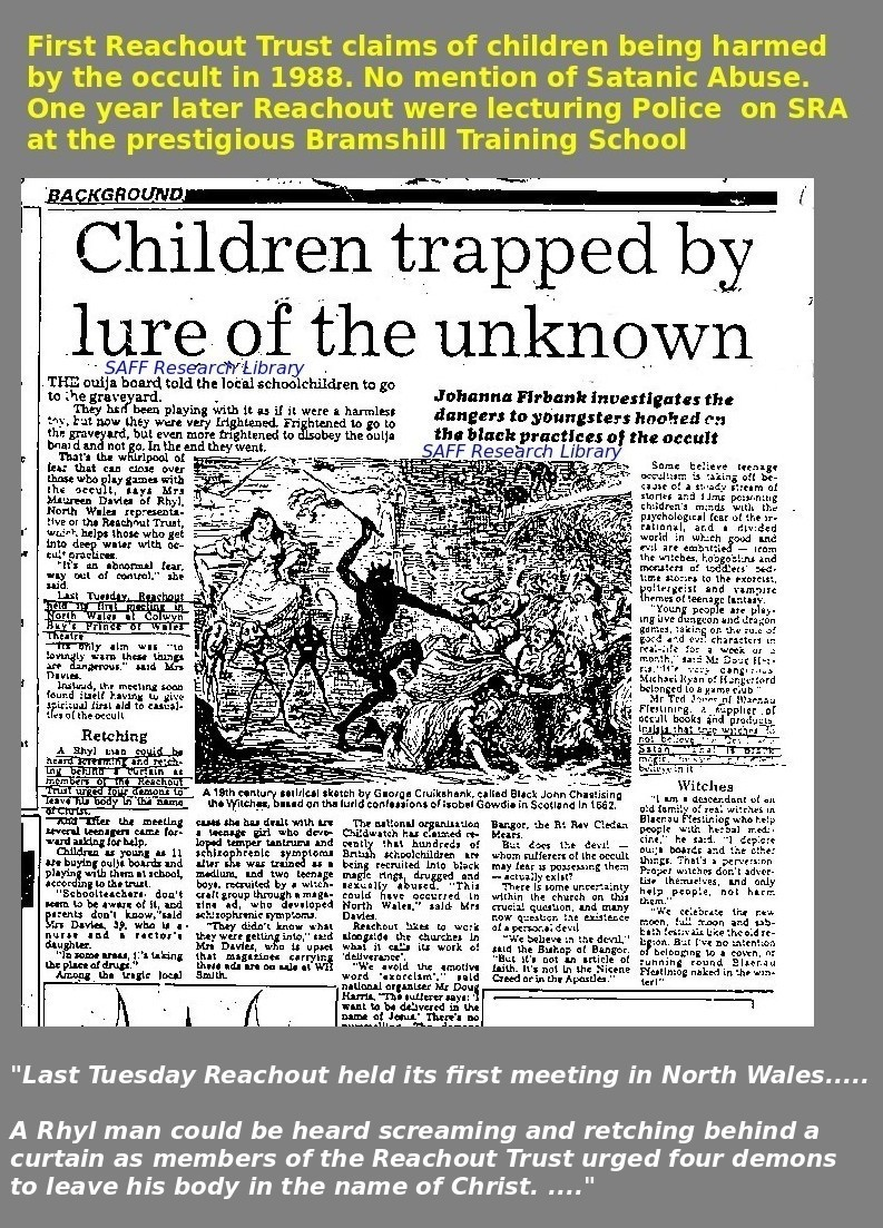 Children Trapped by Lure of The Unknown 1988