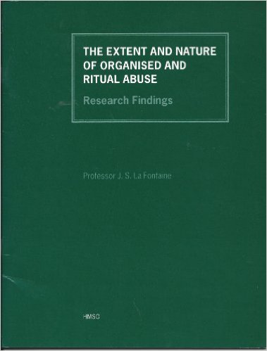 Extent and Nature of Organised and Ritual Abuse