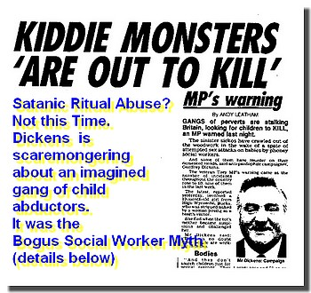 Kiddie Monsters Are Out To Kill - Geoffrey Dickens