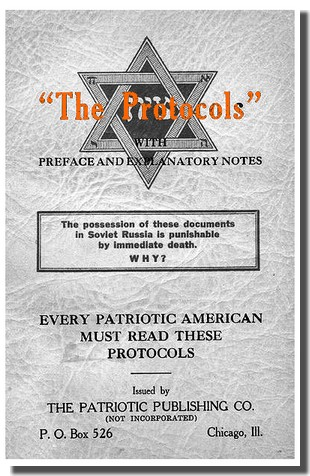Protocols of the Elders of Zion