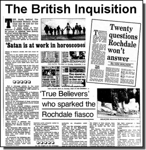 Rochdale Inquisition: Mail On Sunday March 10, 1991