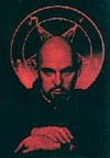 Front Cover of LaVey's 