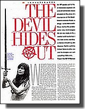 She The Devil Hides Out first publication of the SRA myth in the U.K.