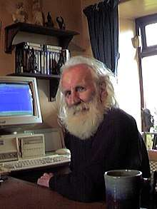 Stewart Farrar one of the authors of the Pagan Credo