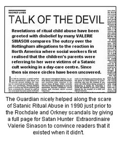 Talk of The Devil, Guardian Weekend November 3rd 1990