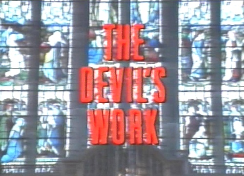 The Cook Report's special on Satanic Ritual Abuse, The Devil's Work