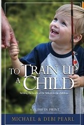 Book Cover Train Up A Child